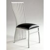 Chintaly Imports Aileen Fan Back Side Chair (Set of 2)