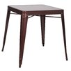 Chintaly Imports Alfresco Dining Table
