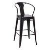 "Chintaly Imports Alfresco 29"" Barstool (Set of 4)"