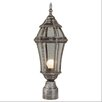 """<strong>TransGlobe Lighting</strong> 7.25"""" Outdoor Post Lantern"""