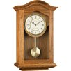 <strong>3/A Pendulum Wall Clock in Oak</strong> by London Clock Company