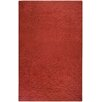 Candice Olson Rugs Sculpture Red Area Rug