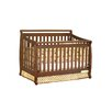 <strong>Amy 3-in-1 Convertible Crib Set with Toddler Rail</strong> by AFG Furniture