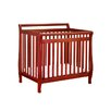 <strong>Athena Mini Amy Convertible Crib Set</strong> by AFG Furniture