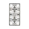 <strong>Legacy Home</strong> Forged Metal Grille Wall Decor
