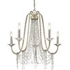 <strong>Golden Lighting</strong> Sancerre 5 Light Chandelier