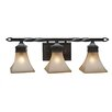 <strong>Golden Lighting</strong> Origins 3 Light Bath Vanity Light