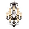 <strong>Portland 12 Light Chandelier</strong> by Golden Lighting