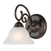 Homestead Ridge 1 Light Wall Sconce