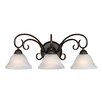 Homestead Ridge 3 Light Bath Vanity Light