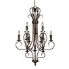 <strong>Golden Lighting</strong> Centennial 12 Light Chandelier