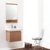 """Avanity Elle 24"""" Single Bathroom Vanity Set with Mirror"""