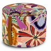 <strong>Girandole Neda Pouf Ottoman</strong> by Missoni Home
