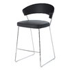 "<strong>Calligaris</strong> New York 25.63"" Bar Stool with Cushion"