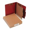 <strong>Pressboard 25-Pt. Classification Folder, Letter, Four-Section, 10/Box</strong> by Acco Brands, Inc.
