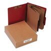 <strong>Acco Brands, Inc.</strong> Pressboard 25-Pt. Classification Folder, 8-Section, 10/Box