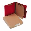 <strong>Acco Brands, Inc.</strong> Presstex Classification Folders, Letter, Four-Section, 10/Box