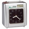 Acroprint Time Recorder Acroprint Model Atr120 Analog/Lcd Automatic Time Clock