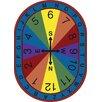 Joy Carpets Educational Compass Kids Rug