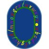 <strong>Educational AlphaScript Kids Rug</strong> by Joy Carpets
