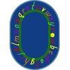 Joy Carpets Educational AlphaScript Kids Rug