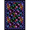 <strong>Joy Carpets</strong> Whimsy Kid Essentials Bubbles Kids Rug