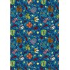 Joy Carpets Whimsy Kid Essentials Mythical Kingdom Area Rug