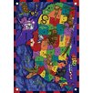 <strong>Joy Carpets</strong> Just for Kids Kid Essentials Wild America Kids Rug