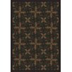 Joy Carpets Nature Tahoe Dark Timber Novelty Rug