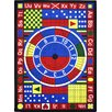 <strong>Essentials Teach-A-Tot Kids Rug with Stainmaster</strong> by Joy Carpets