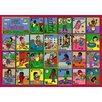Joy Carpets Educational ABC Feelings Area Rug