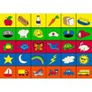 <strong>Educational Categories Kids Rug</strong> by Joy Carpets