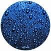 <strong>Raindrop Round Mouse Pad</strong> by Allsop