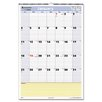 QuickNotes Monthly Wall Calendar, 13 Month January-January, 15-1/2 x 22-3/4, 2013