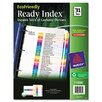Avery Consumer Products Ecofriendly Ready Index Table of Contents Divider, 1-31 Tabs