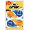 <strong>Bic Corporation</strong> Non-Refillable Wite-Out Ez Correct Correction Tape (4/Pack)