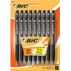 <strong>Bic Corporation</strong> Ballpoint Retractable Pen, 18/Pack