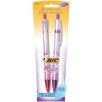 <strong>Fashion For Her Retractable Gel Pen, 2/Pack (Set of 6)</strong> by Bic Corporation