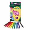 Crayola LLC Woodless Color Pencils (12/Pack)
