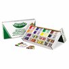 <strong>Crayola LLC</strong> Classpack Crayons with Markers (8 Colors, 128 Each Crayons/Markers, 256/Box)