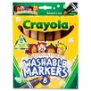 <strong>Crayola LLC</strong> Washable Conical Point Marker (8/Pack)