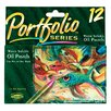 <strong>Crayola LLC</strong> Portfolio Series Water Soluble Oil Pastels