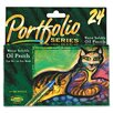 <strong>Crayola LLC</strong> Portfolio Oil Pastels (Set of 24)