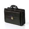 <strong>Leather Briefcase</strong> by Bond Street, LTD.