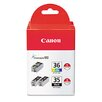 Canon 1509B007 Cli-36 Ink (3/Pack)