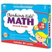 Carson-Dellosa Publishing CenterSOLUTIONS Thinking Kids Math Cards, Grade 2 Level