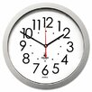 """Chicago Lighthouse For The Blind Flat Rim 11.5"""" Wall Clock"""