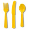 <strong>Creative Converting</strong> Heavy Duty Plastic Cutlery (24 Count)