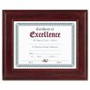 "<strong>DAX®</strong> Executive Document/Photo Wood Frame, Desk/Wall Mount, 8.5"" x 11"""