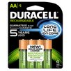<strong>Duracell</strong> AA Rechargeable Battery, 4 Pack